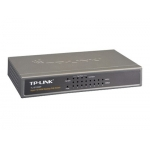 REDES TP-LINK SWITCH 8 PTOS 10/100 POE 8.1 TL-SF1008P