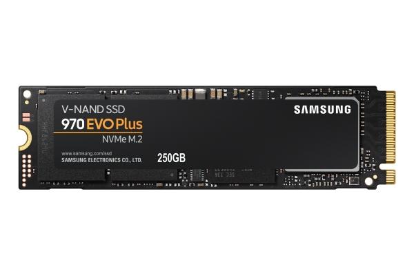 SSD SAMSUNG 250GB 970 EVO PLUS MZ-V7S250BW M.2