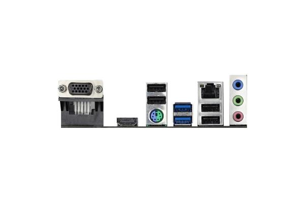 PLACA BASE ASROCK INTEL 1200 GEN 10 DDR4 H410M-HVS MATX
