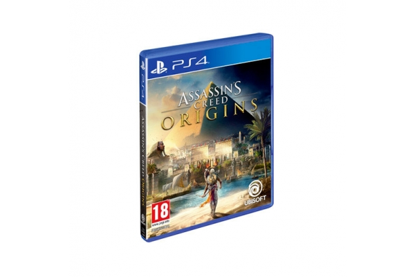 JUEGO SONY PS4 ASSASSINS CREED ORIGINS