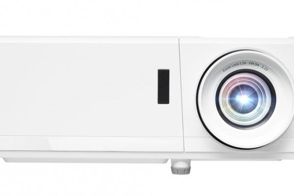 PROYECTOR LASER OPTOMA ZH403 1080P 4000L HDMI VGA USB 3D BLANCO