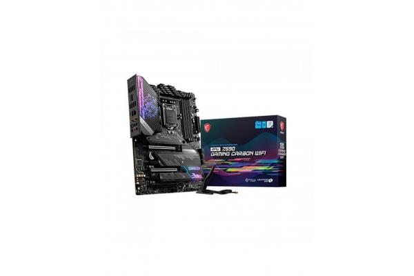 PLACA BASE MSI MPG Z590 GAMING CARBON WIFI LGA 1200 ATX