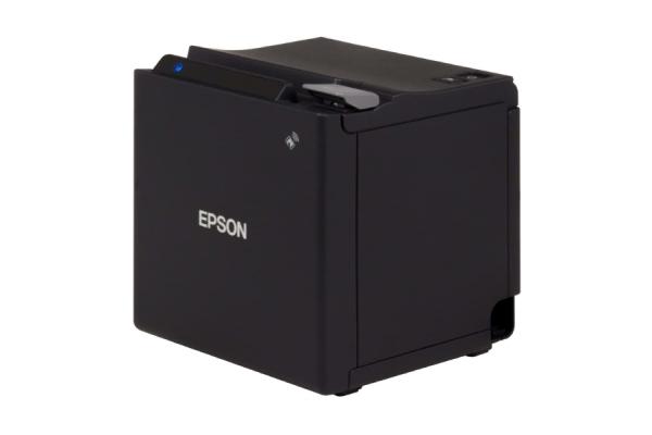 IMPRESORA EPSON TM-M30II USB + ETHERNET NEGRA