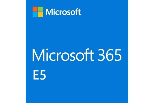 SOFTWARE MICROSOFT 365 E5 LICENCIA DIGITAL