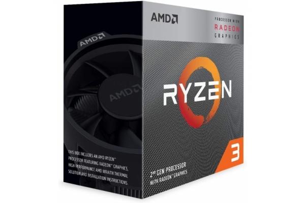 MICROPROCESADOR AMD AM4 RYZEN 3 3200G 3.6GHZ