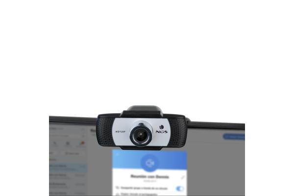WEBCAM NGS XPRESSCAM720 1280 x 720 HD