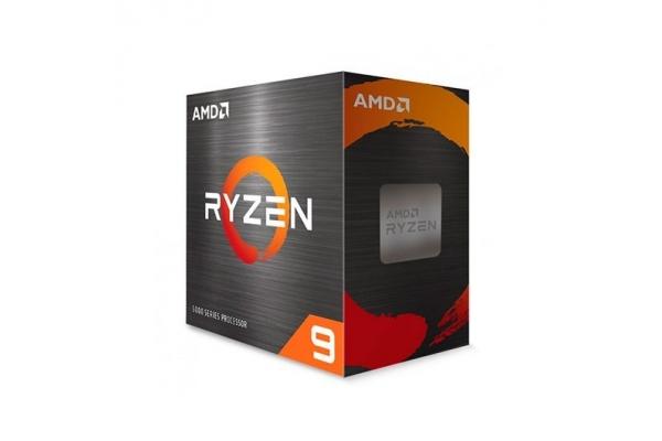 MICROPROCESADOR AMD AM4 RYZEN 9 5900X 4.8GHZ BOX SIN CHIP GRAFICO