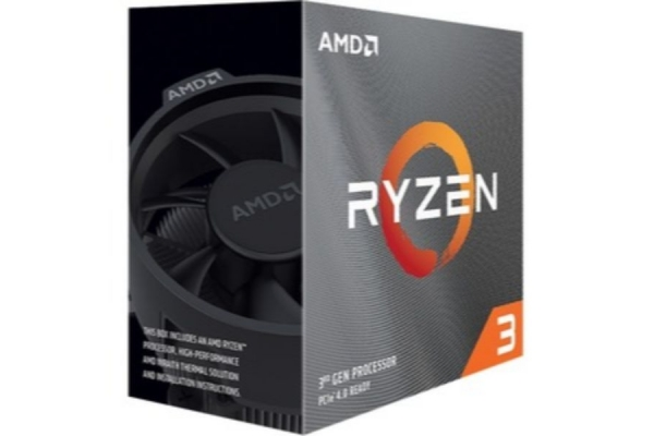 MICROPROCESADOR AMD AM4 RYZEN 3 4300GE BULK+DISIPADOR