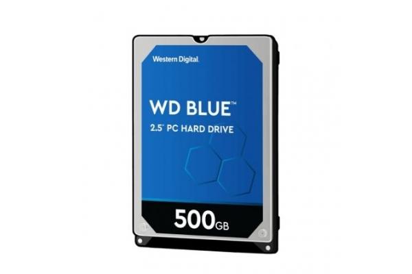 HD Western Digital WD Blue PC Mobile 500GB  2.5