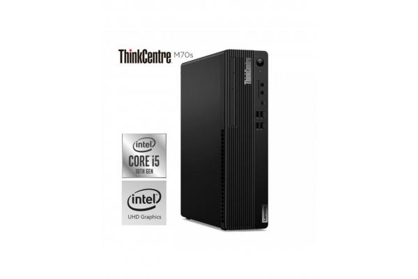 PC SOBREMESA LENOVO THINKCENTRE M70S-11EX000TSP I5-10500 8GB SSD256GB W10P DVDRW NEGRO