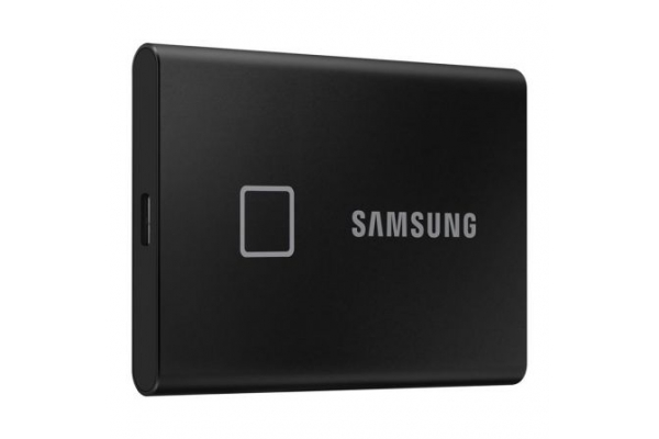 SSD EXTERNO SAMSUNG 1TB PORTABLE T7 TOUCH USB 3.2