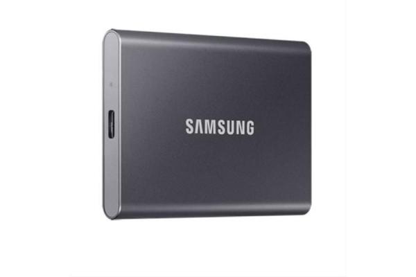 SSD EXTERNO SAMSUNG T7 500GB USB3.2 GEN 2 GRIS