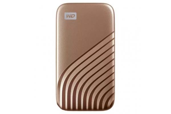 SSD EXTERNO WESTERN DIGITAL MY PASSPORT 1TB ORO