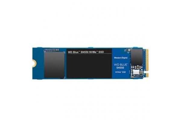 SSD M.2 WESTERN DIGITAL BLUE SN550 500GB 2280 PCIE WDS500G2B0C