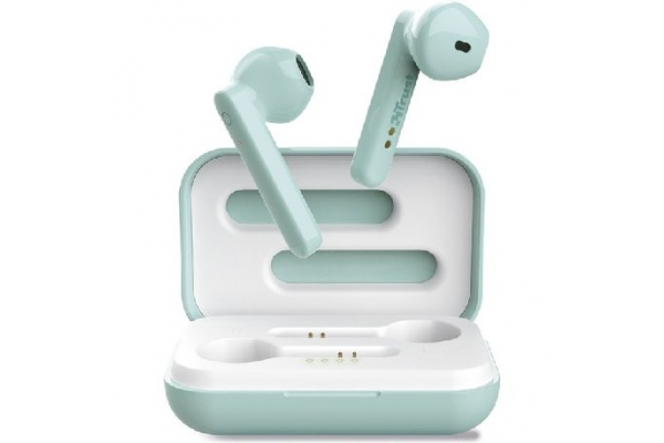 AURICULARES INTRAUDITIVOS TRUST PRIMO TOUCH TURQUESA 23781