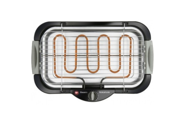 BARBACOA ELECTRICA TAURUS MAXIMS 968435000