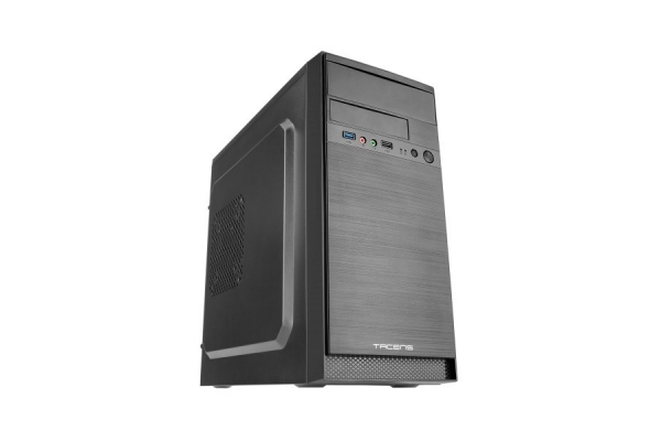 TORRE MATX TACENS ANIMA AC4 FUENTE FA500W USB3