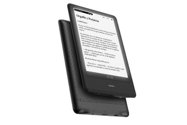 E-BOOK SPC DICKENS LIGHT PRO E-READER 6