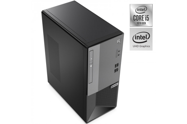 ORDENADOR LENOVO V50T I5-10400 8GB SSD256GB W10P
