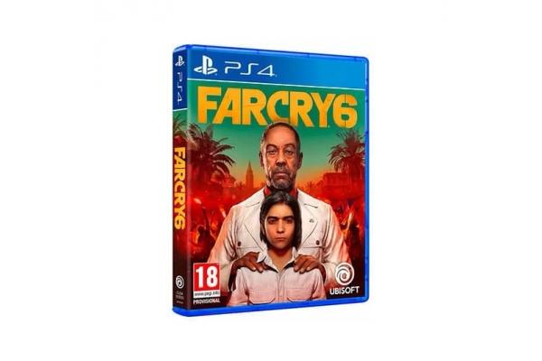 JUEGO SONY PS4 FAR CRY 6