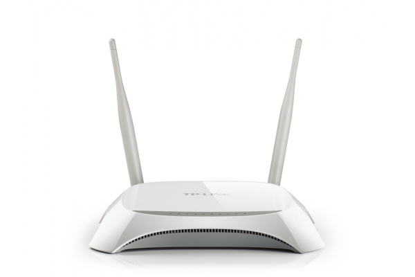 REDES TP-LINK ROUTER WIFI N A 3G 3.75G TL-MR3420