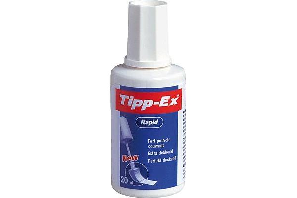 TIPP-EX CORRECTOR RAPID FLUID  801300