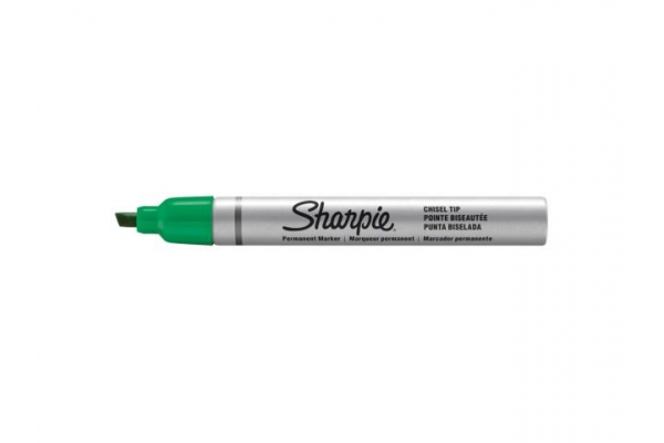 PERMANENTE SHARPEI METAL VERDE