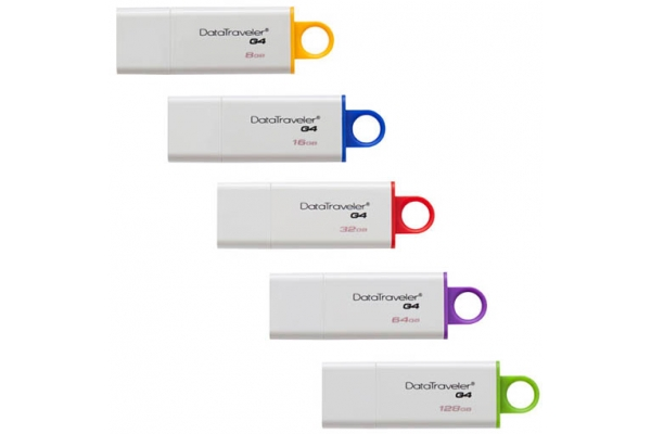 PEN DRIVE 64G USB 3.0 KINGSTON DTIG4 3.0