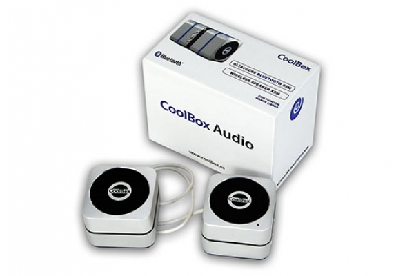 ALTAVOZ COOLBOX X5M BLUETOOTH