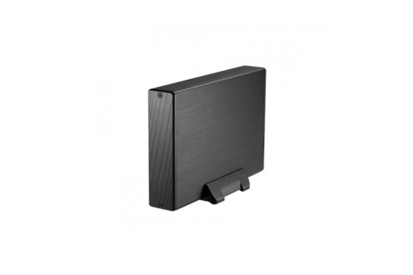 CAJA EXTERNA 3.5 TOOQ TQE-3527B SATA USB 3.0 NEGRA