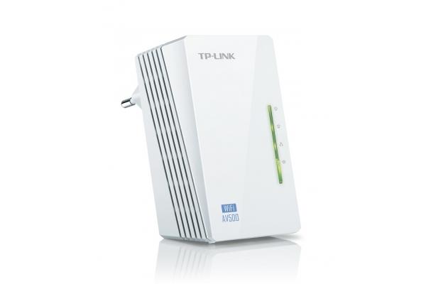 REDES TP-LINK PLC EXTENSOR POWERLINE AV600 WIFI Y 2 PTO TL-WPA4220
