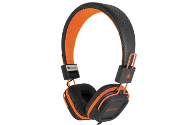 AURICULAR CON MC NGS GUMDROP ORANGE