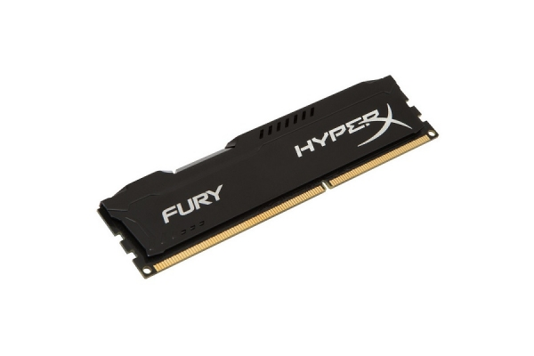 MEMORIA 8G HYPERX FURY DDR3 1600 HX316C10FB 8 BLACK