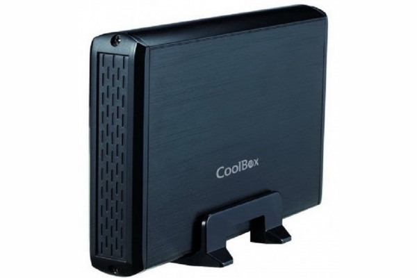 CAJA EXT 3,5 SATA COOLBOX SLIMCHASE 3531 USB 3.0