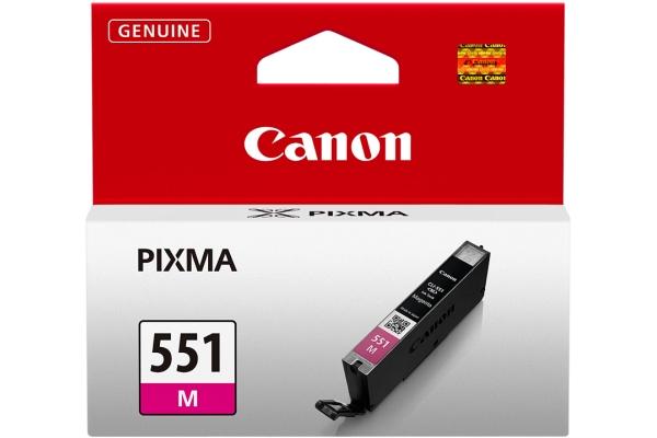 TINTA ORIGINAL CANON CLI-551XL MAGENTA