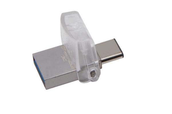 PEN DRIVE 16G KINGSTON MICRODUO DTDUO3C 16GB