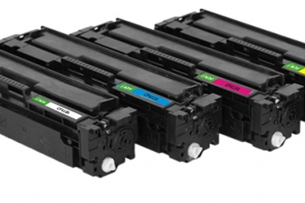 TONER HP CF412X CF412A CF410X YELLOW