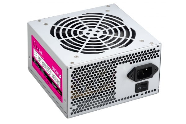 FUENTE 500W L-LINK LL-PS-500(NEW VERSION)