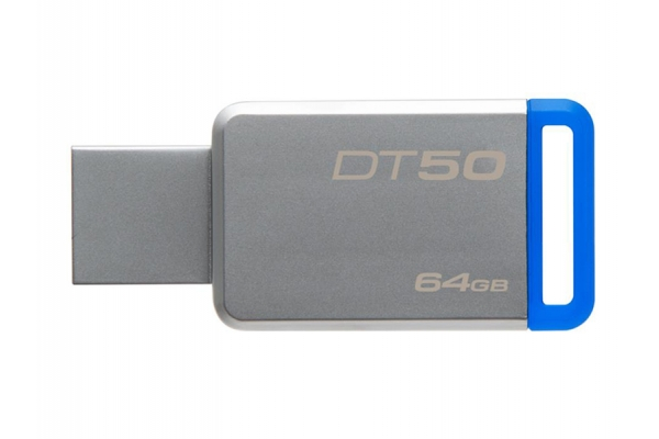PEN DRIVE 64G USB 3.0 KINGSTON DT50 64GB
