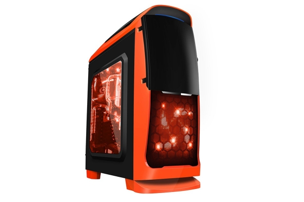 TORRE ATX DEEPGAMING DEEPSTING II ORANGE
