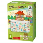 CONSOLA NINTENDO 3DX XL NEW ESPECIAL ANIMAL CROSSING+ANIMAL CROSSING HAPPY
