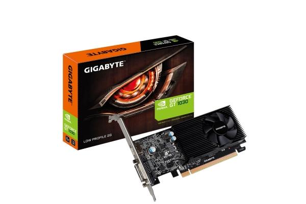 TARJETA GRAFICA GEFORCE GIGABYTE GT1030 2GB GV-N1030D5-2GL