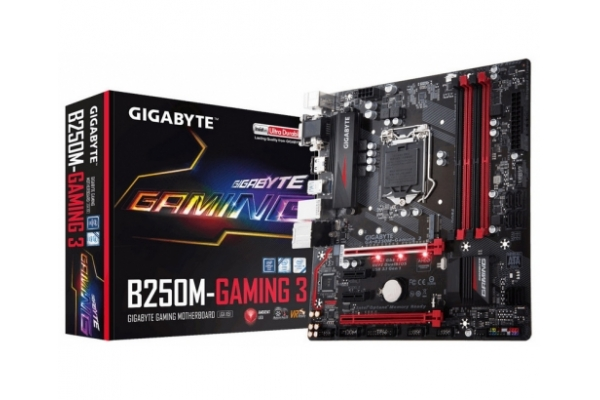 PLACA BASE GIGABYTE B250M-GAMING 3
