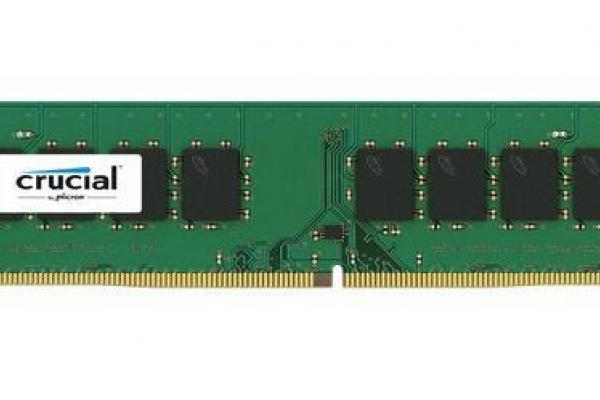 MEMORIA 8GB DDR4 2400 CRUCIAL CT8G4DFS824A