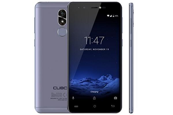 MOVIL SMARTPHONE CUBOT R11 2G 16GB AZUL
