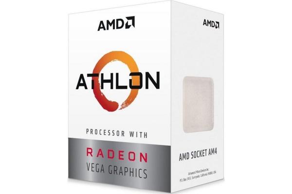 MICROPROCESADOR AMD AM4 ATHLON 200GE 3,0GHZ BOX