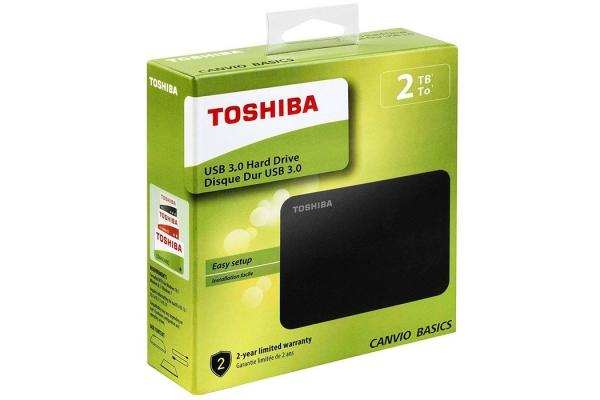 HD EXTERNO 2 TB TOSHIBA USB 3.0 HDTB420EK3AA