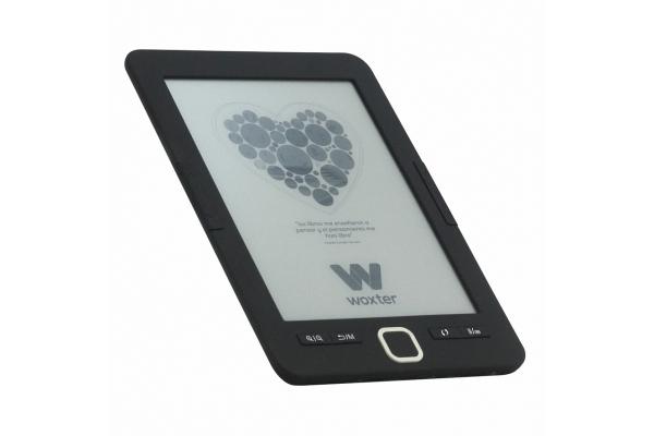 E-BOOK WOXTER 6 SCRIBA 195 BLACK