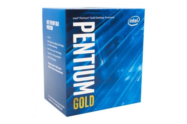 MICROPROCESADOR INTEL 8 GEN. 1151 G5400 GOLD 3.7GHZ 4MB