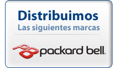 Distribuidor Oficial Packard bell